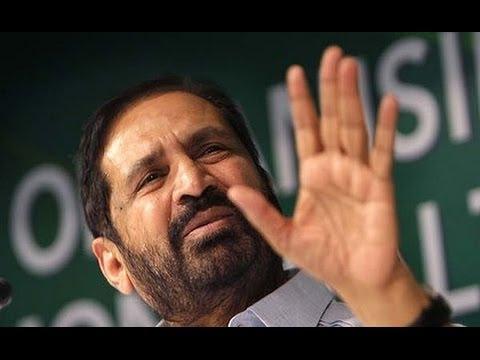 Suresh Kalmadi to challenge Congress?