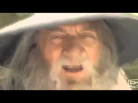 Gandalf Funny Style