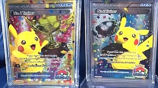 Top 10 Most Expensive Pokemon Cards In The World (2014 Version)