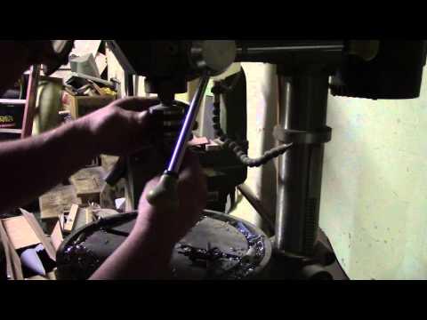 making new A-4 landing gear struts
