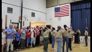 9th Annual Churchville Middle School Veterans Day Assembly