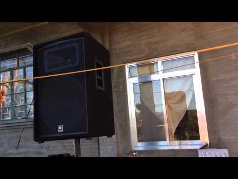 QSC GX5, JBL JRX 215, CVi-118S soundtest