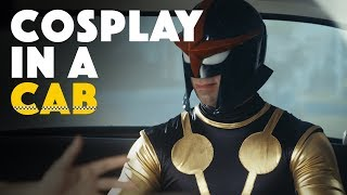 Cosplay in a Cab, Part 2: Nova -- Marvel LIVE @ NYCC 2017