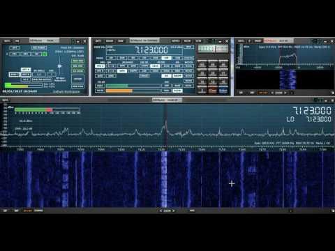 South Dublin Radio Net on 40 metres
