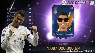 Fifa Online 3 - LP Diamond Packages