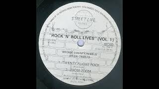 Bridge County Rebels - Rock 'N' Roll Lives (Vol. 1) (Full E.P.) 1982