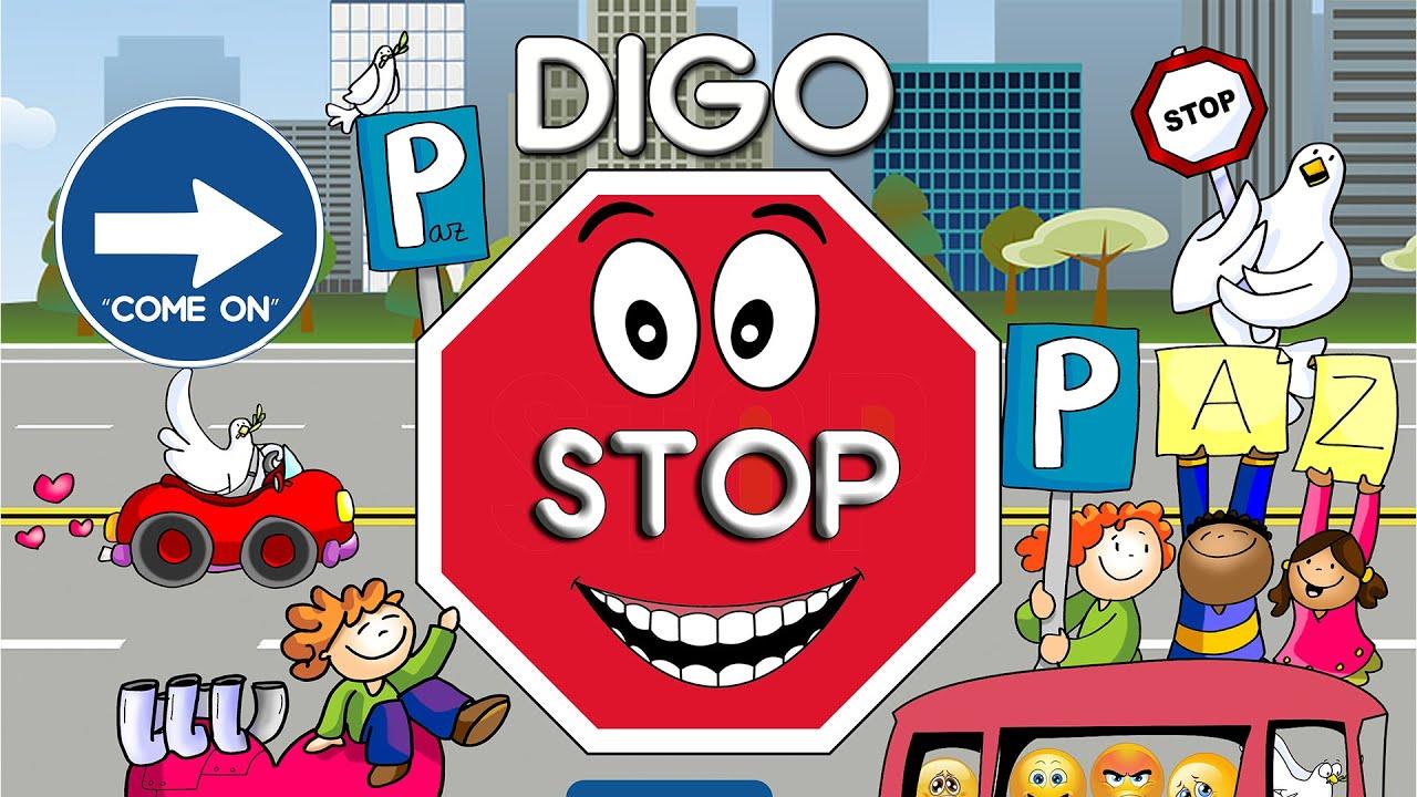 Resultado de imagen de digo stop unai