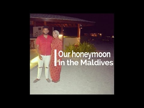 Our Honeymoon Vlog in the Maldives