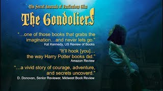 The Gondoliers - Book Trailer