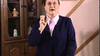Курс жестового языка, Урок 9