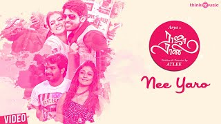 Raja Rani | Nee Yaro Video Song | Aarya, Nayanthara, Jai, Nazriya | G.V. Prakash Kumar | Atlee