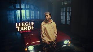 Rusherking - Llegué Tarde (Video Oficial)