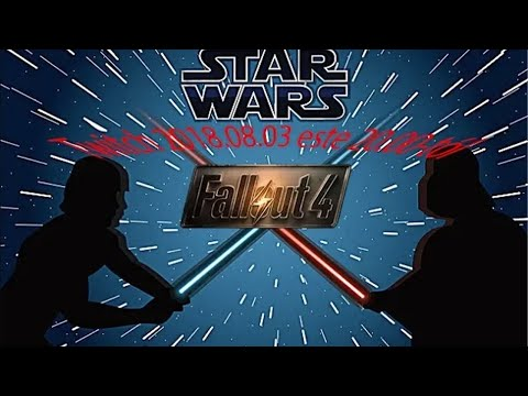 Star Wars Fallout 4 Twitch 2018.08.03
