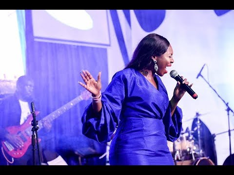 DR PRAISE LAUNCHES HER CD IN STYLE | LIVE DIPLOMATIC SERVICE| ECG CHURCH