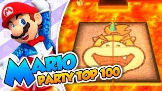 ¡la prueba final   mario party the top 100 3ds dsimphony