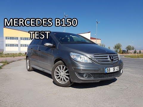 Mercedes B Serisi Special Edition B150 TEST