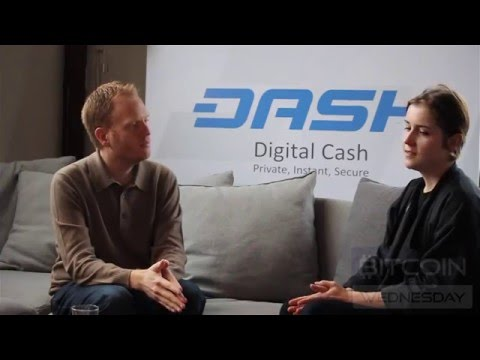 Evan Duffield Gives an Exclusive Interview about the Anonymous Digital Currency Dash