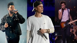 The Best Male Pop Singers Of 2020, Ranked