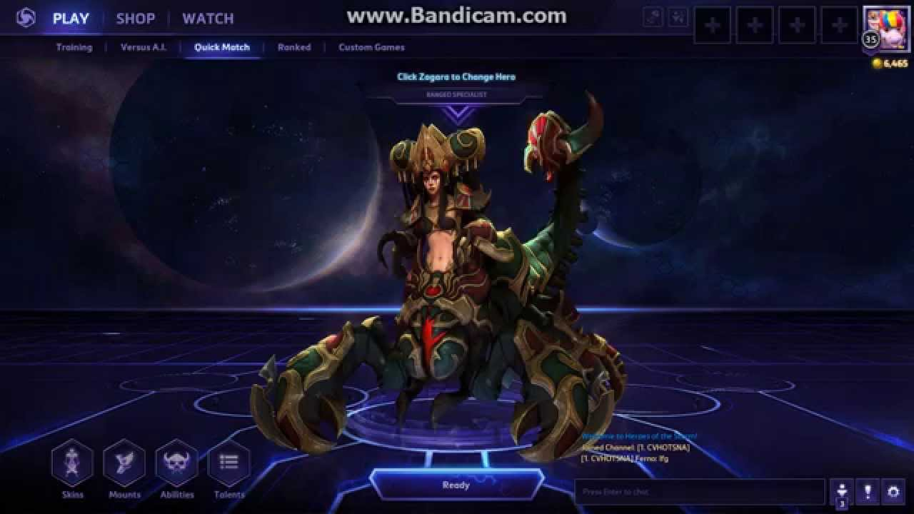 Best Zagara Build In Hots Youtube If you buff her pve it inherently affects her pvp, thus making her hard to. youtube