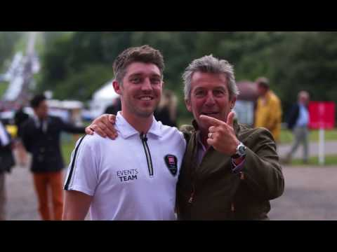 Day 2 - Autoglym Preview of Concours of Elegance 2016