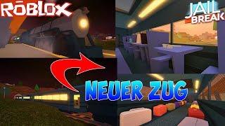 Roblox Jailbreak neue ZUG| Update + Code
