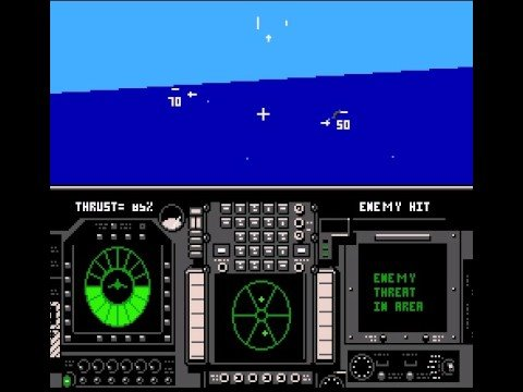Obscure Games - Flight of the Intruder