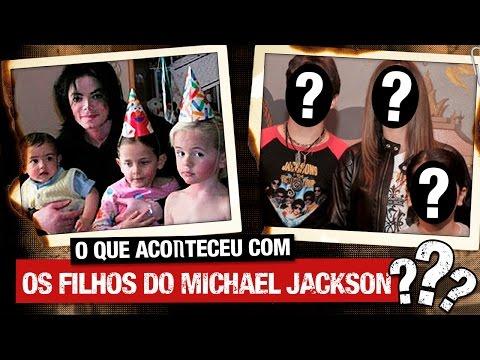 O que aconteceu com os FILHOS DO MICHAEL JACKSON
