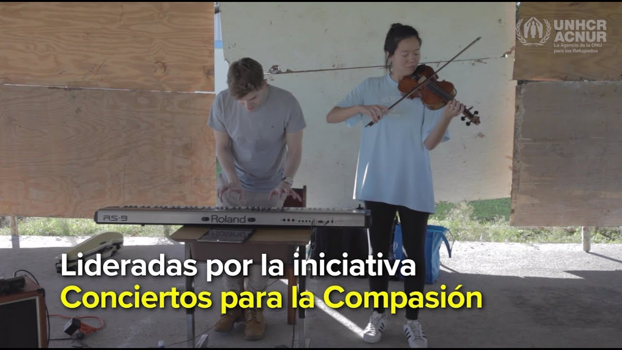 Concerts for Compassion en Centroamérica1
