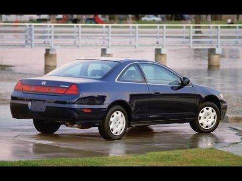 Charming 2000 Honda Accord Review And Buying Tips