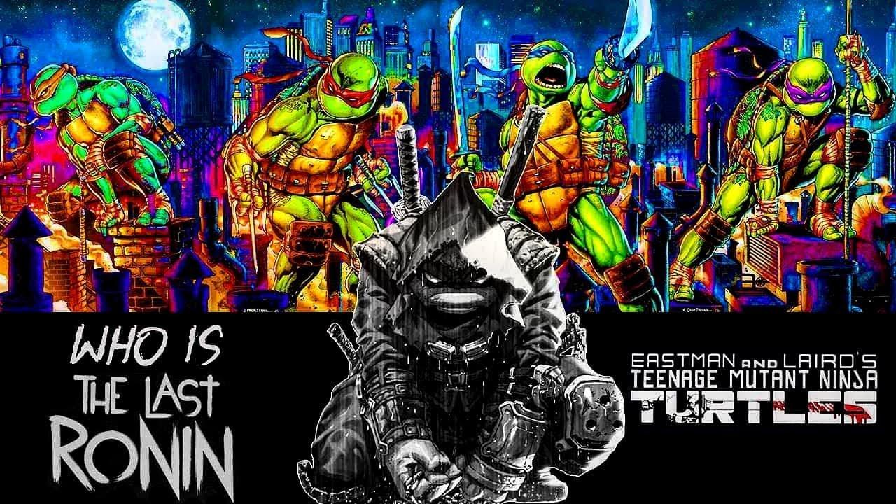 Which Ninja Turtle Is The Last Ronin Teenage Mutant Ninja