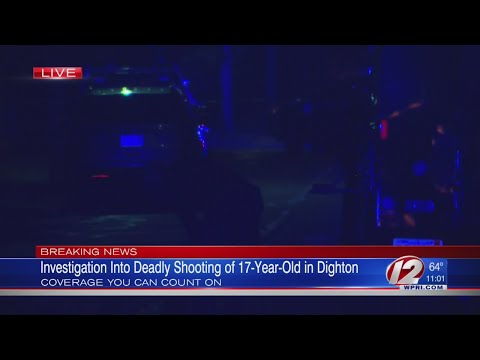 Police Investigating Fatal Shooting In Dighton