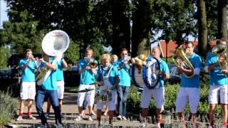 marathon nationaal landschap winterswijk 2013 Toontje Ongeregeld dweil special bij Twee Bruggen HD