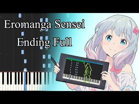 Eromanga Sensei ED Full Version - Adrenaline!!! [Piano Arrangement - Synthesia]