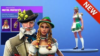 *NEW* LUDWIG & HEIDI SKINS! [ITEM SHOP] FORTNITE BATTLE ROYALE