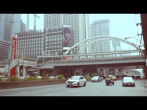 BamBam Birthday Project - Thailand: EMPIRE TOWER LED