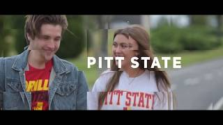 Experience Pitt State - #BeAGorilla