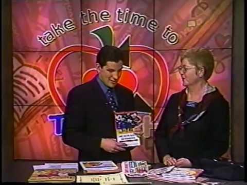 Chera Kimiko & Kendall Tenney, KVBC News 3 Las Vegas, Jan. 25, 2001