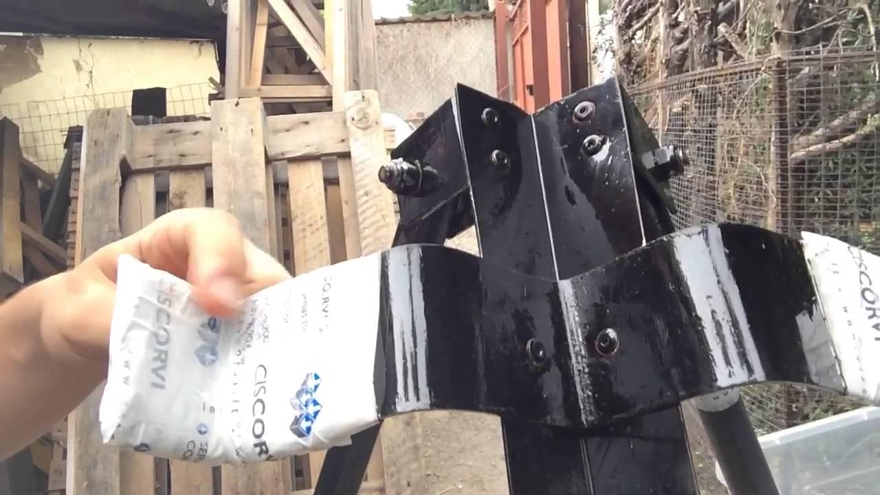 Primo video tripode da pesca fai da te youtube - Porta canne da pesca fai da te ...