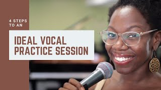 Welcome to the 4 Steps to an Ideal Vocal Practice Session class on Skillshare!