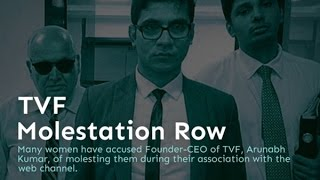 TVF Molestation Row| SHOCKING | More women accuse Founder-CEO of TVF.