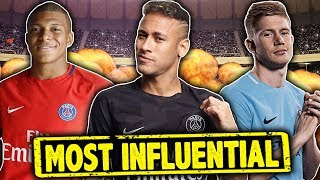 The Most Influential Player Of 2017 Is... | #SundayVibes