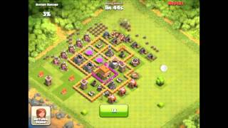 Clash of Clans Part 1 Great Day of Raiding