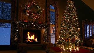 Christmas Snow Fireplace with Sounds HD screenshot 5