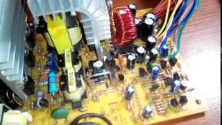 Ремонт блоку живлення Power Master FA 5 1 300W