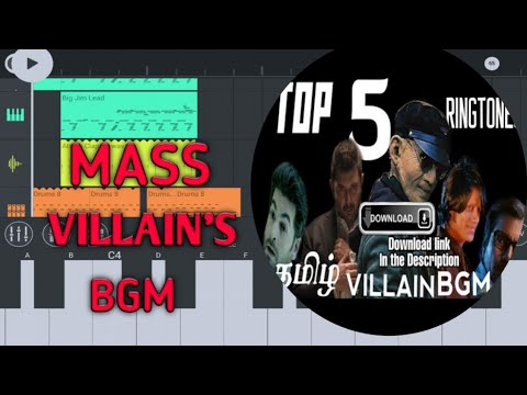 mass-villain-bgm-cover-😎-l-abi-music-l-fl-studio-mobile
