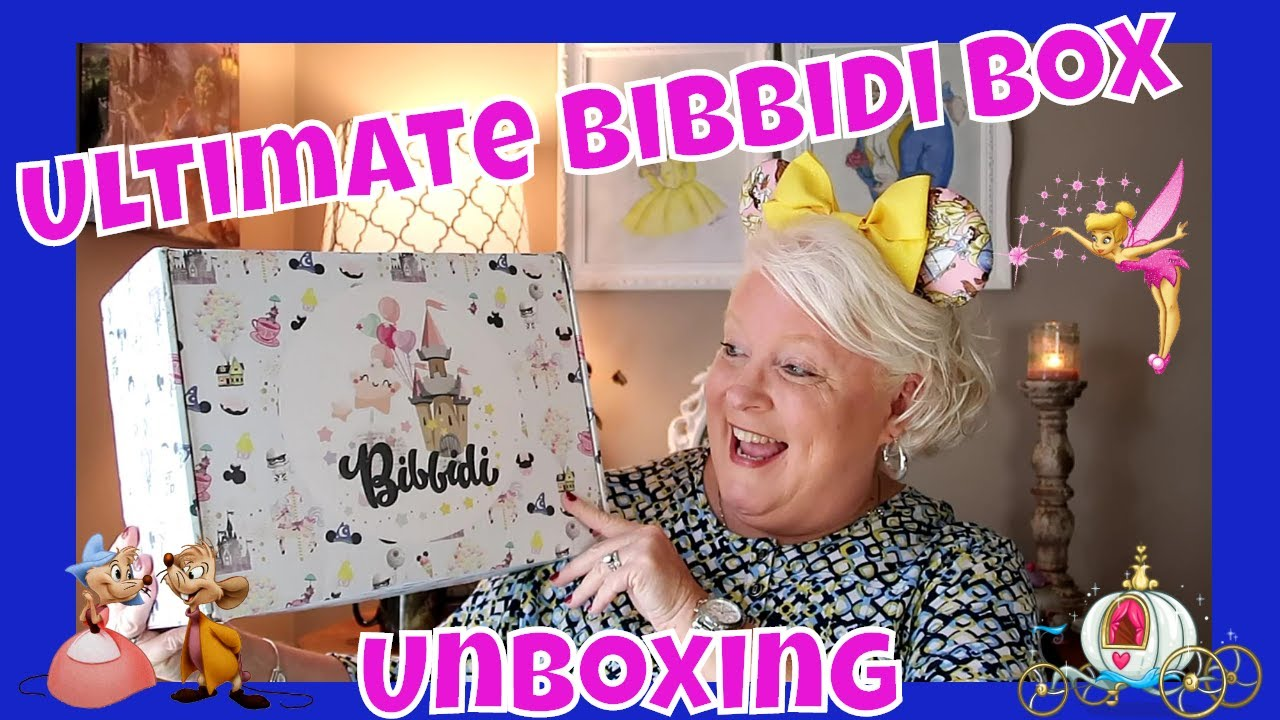 Ultimate Bibbidi Unboxing!!!