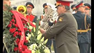 В Мытищинском районе открыли мемориальный комплекс(, 2013-06-22T11:22:29.000Z)