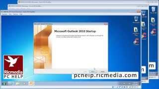 Setup Outlook to access Gmail via POP3