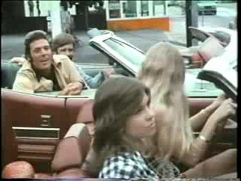 Beau Bridges & Ron Leibman 1973