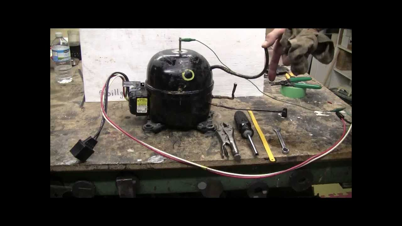 Diy How To Make A High Pressure Air Setup From A
